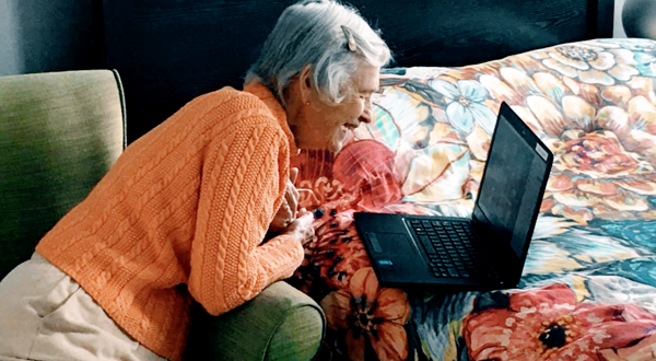 Net-Tech helps isolated seniors stay in touch with family