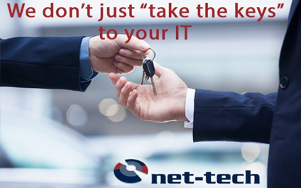 We Don't Just Take the Keys: The Road to Better IT Solutions Starts with a PTO